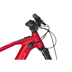 FOCUS Sam² 6.7 Elcykel MTB Heldämpad röd